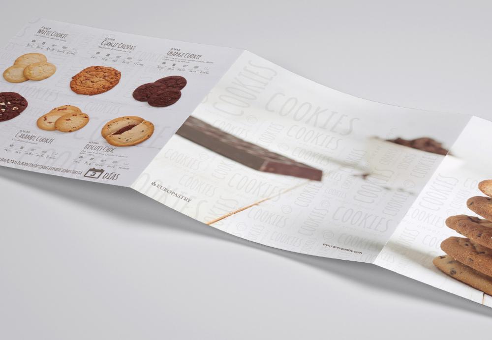 Europastry - Cookies project - Main slider