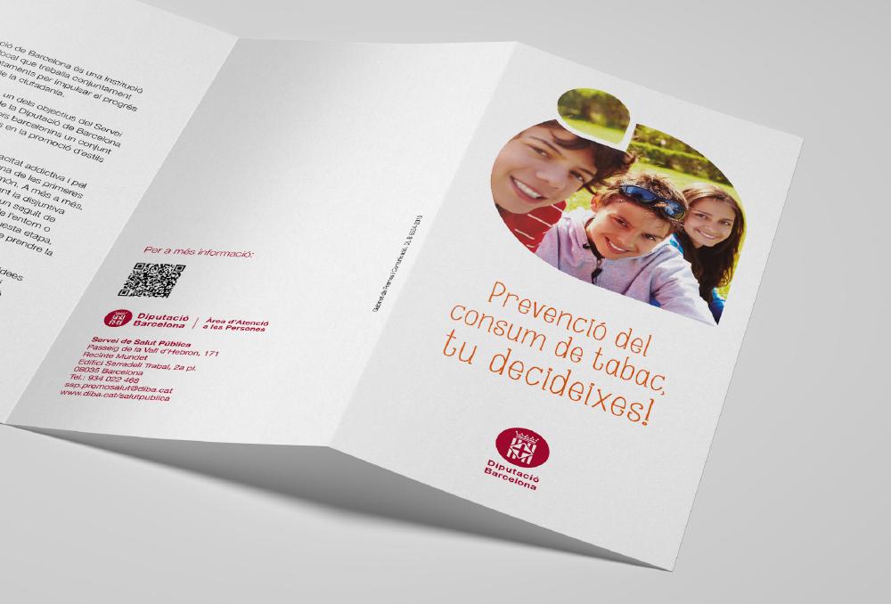 Diputació de Barcelona - Creativity for folders - Main images